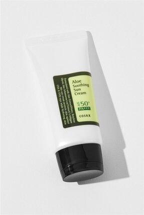 Cosrx Aloe Soothing SunCream Aloe Vera Ekstreli Yatıştırıcı SPF5 Güneş Kremi 50 ml