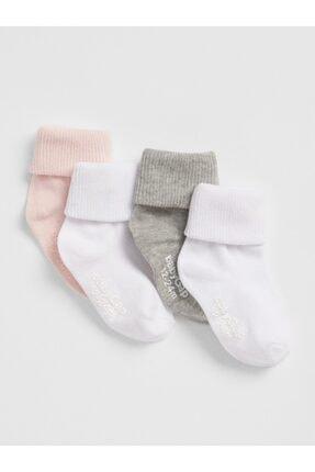 GAP Baby Bebek 4'Lü Çorap Seti