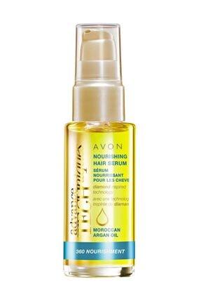 AVON Advance Techniques Fas Argan Yağı Içeren Besleyici Saç Serumu 30 ml 8681298962953