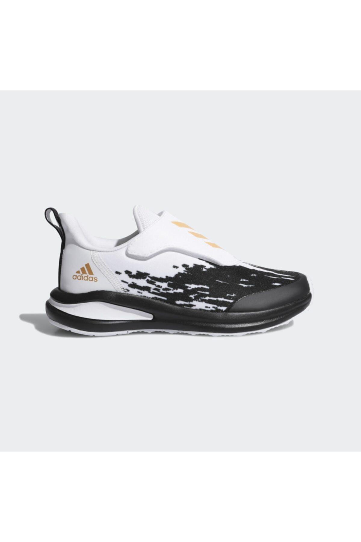 adidas Çocuk Beyaz Koşu Ayakkabısı 1