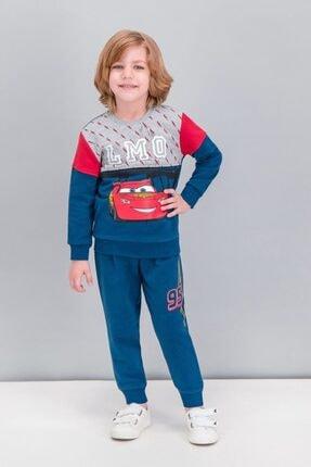 CARS Erkek Çocuk Lacivert Lisanslı Eşofman Takımı