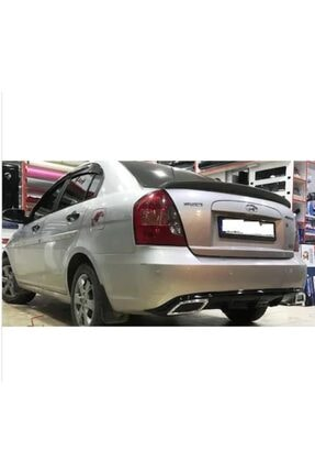 Partsparts Hyundai Accent Era Arka Tampon Eki Difizör
