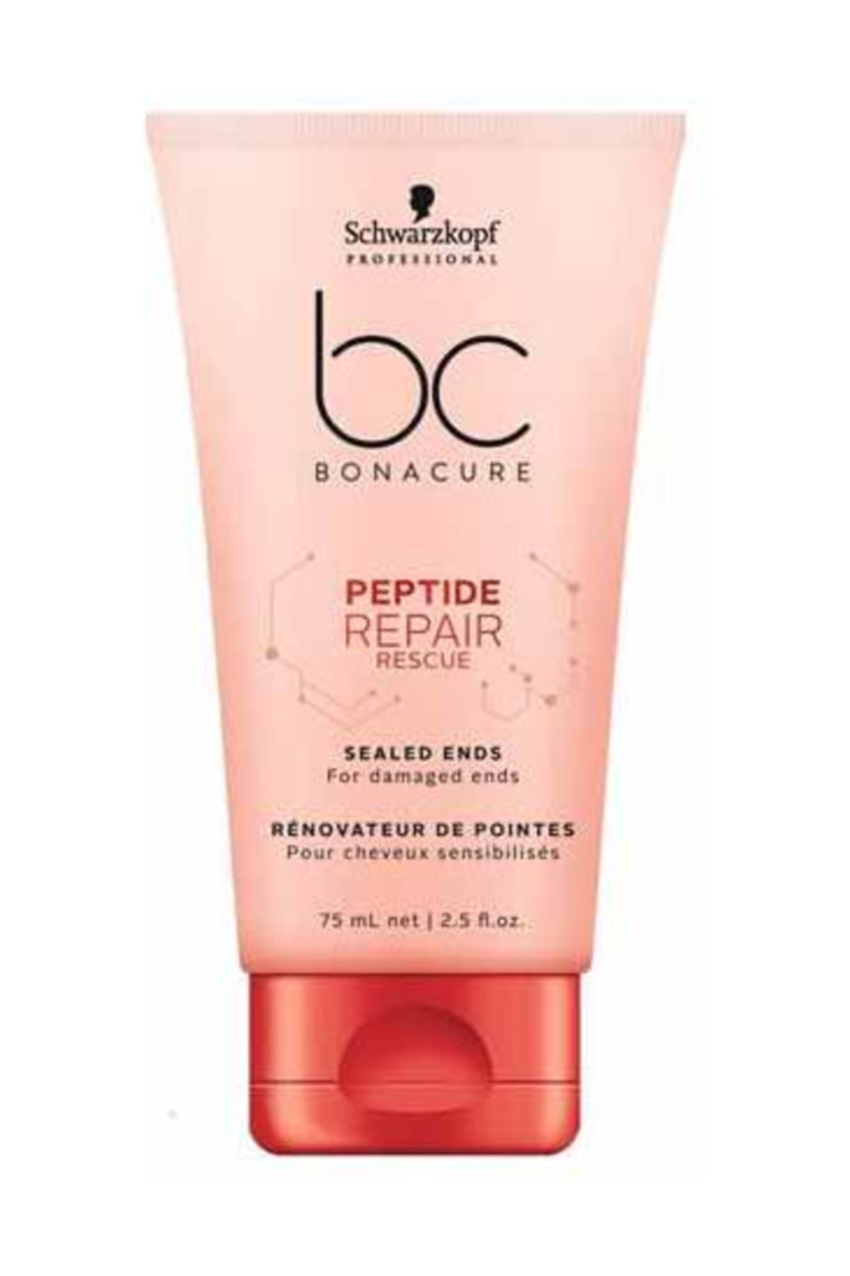 Bonacure Bc Peptide Acil Kurtarma Kırık Uç Önleyici Saç Kremi 75 ml 1
