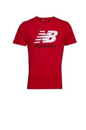 New Balance Athletics Mens Tee Mps002