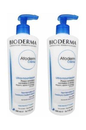 Bioderma Atoderm Cream 500 ml 2 Adet