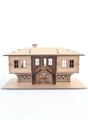 3D SERGİ 3d Ahşap Puzzle Tarihi Konak 174 Parça