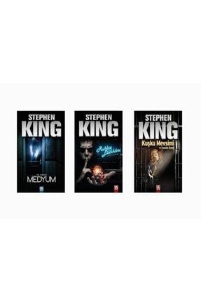 Altın Kitaplar Stephen King Medyum - Ruhlar Dükkanı - Kuşku Mevsimi