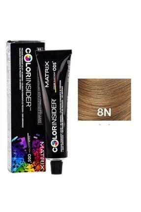 Matrix Color Insider Saç Boyası 8n/8,0 Light Blonde Neutral