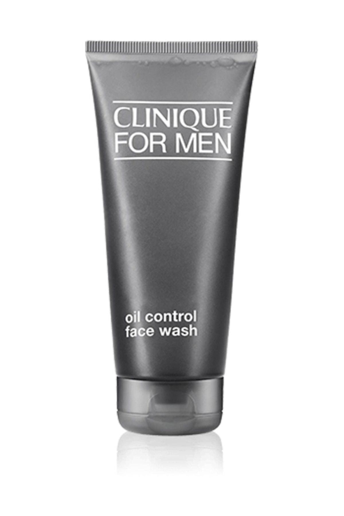 Clinique Erkekler İçin Yağlı Ciltlere Özel Yüz Temizleme Jeli 200 ml 020714672096 1