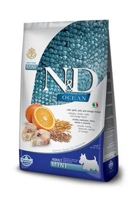N&D Ocean Düşük Tahıllı Balıklı Küçük Irk Yetişkin Köpek Maması 7 kg