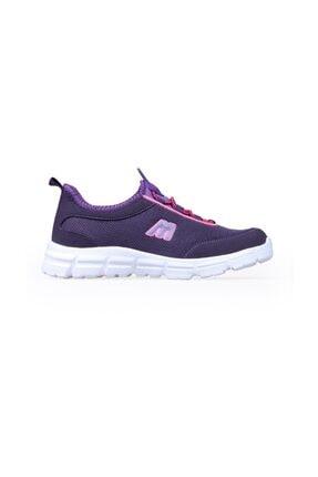 MP Çocuk Bağcıksız Mor Spor Ayakkabı 191-5812ft 450
