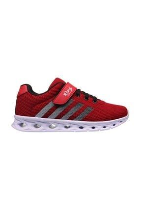MP Çocuk Cırt Cırtlı Kırmızı Spor Ayakkabı 201-3049ft 150