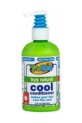 Trukid Cool Conditioner  Çocuklara Özel Tamamen Doğal İçerikli Saç Kremi 236 ml