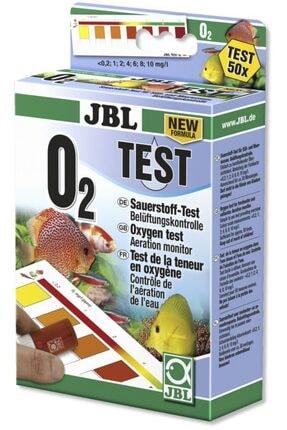 JBL O2 Oxygen Test Seti Yeni Formül