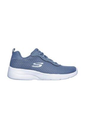 SKECHERS DYNAMIGHT 2.0-EYE TO EYE Kadın Gri Spor Ayakkabı