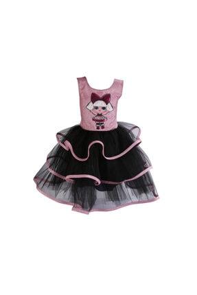 janjankostümkids Lol Bebek Pembe Ince Şerit Kostüm