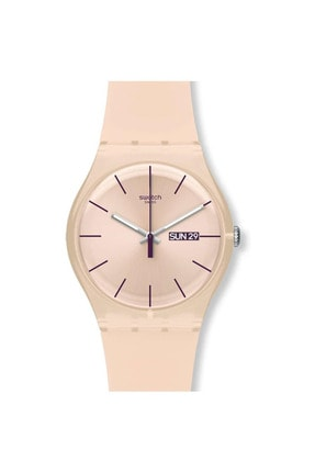 Swatch Kadın Pembe Kol Saati