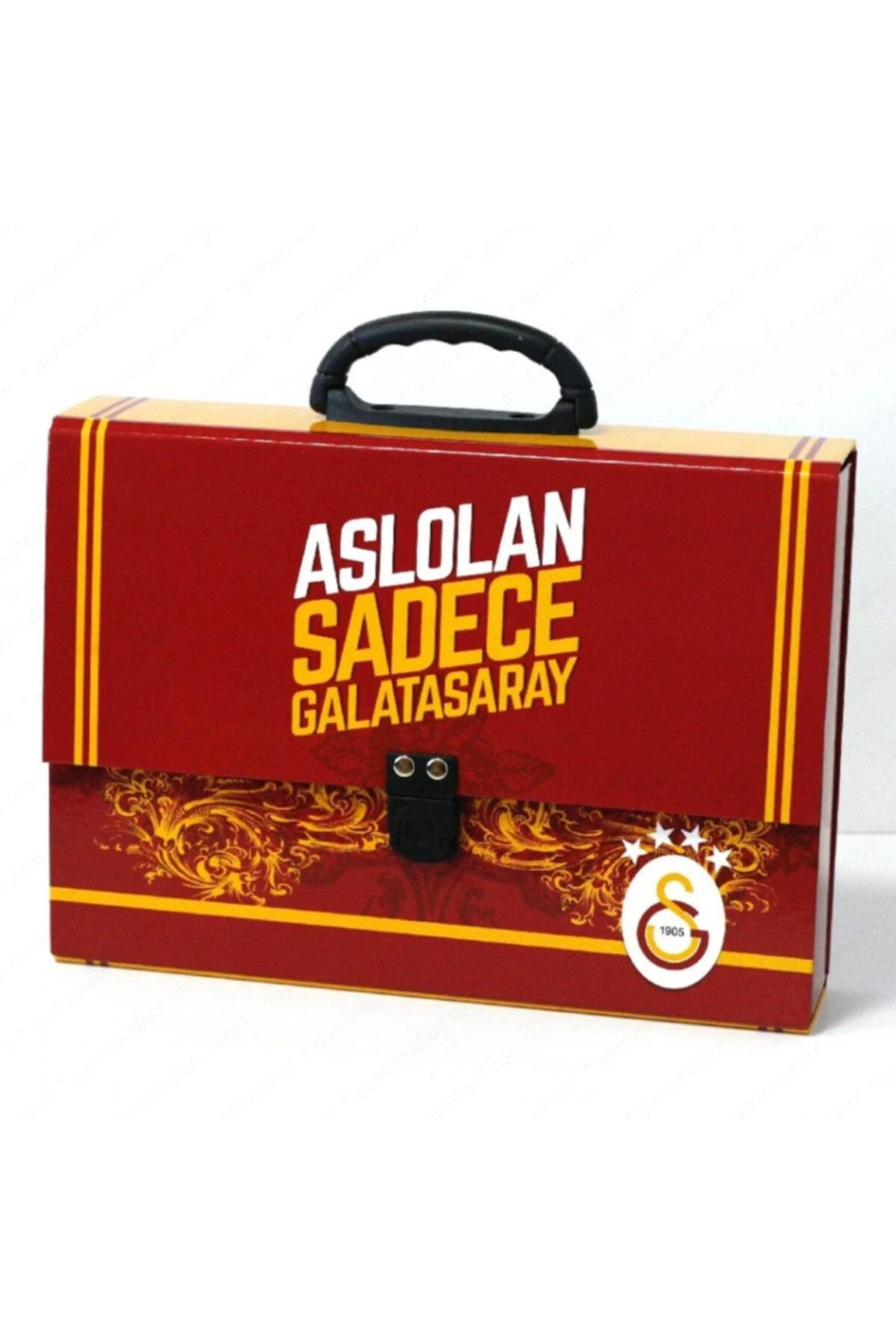 Hakan Çanta Galatasaray Lisanslı Saplı Okul Klasörü 1