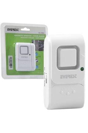 Çeşitli Everest Eg-9805 Manyetik Pencere Ve Kapı Güvenlik Alarmı
