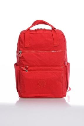 SMART BAGS Smb3066-0019 Kırmızı Kadın Sırt Çantası