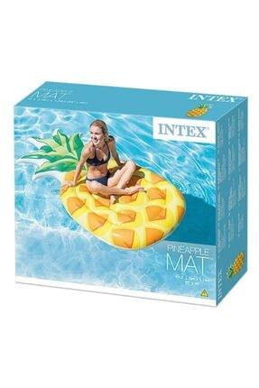 Intex Deniz Yatağı Ananas