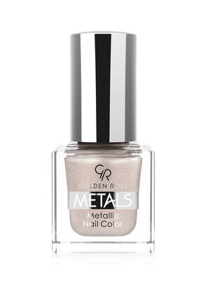 Golden Rose Metalik Oje - Metals Metallic Nail Color No: 103 8691190779030