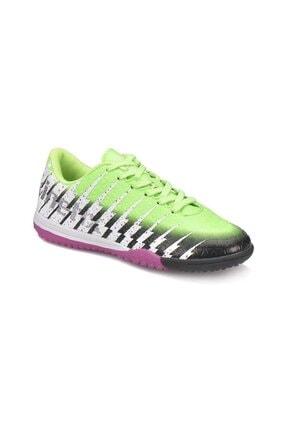 Kinetix CASTRO TURF Yeşil Beyaz Siyah Erkek Halı Saha Ayakkabısı 100313415