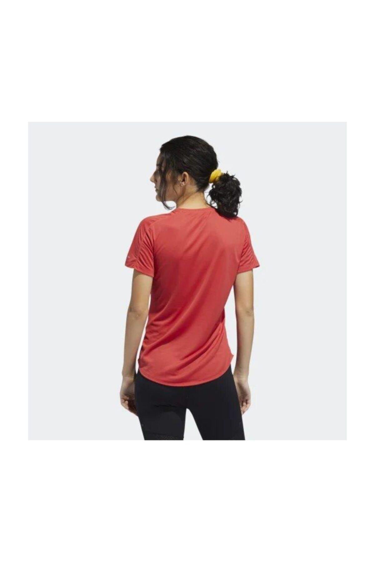 adidas RUN IT TEE 3S W Kadın Tişört 2