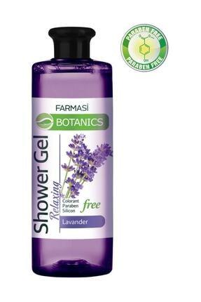 Farmasi Botanics Lavanta Özlü Rahatlatıcı Duş Jeli 500 Ml