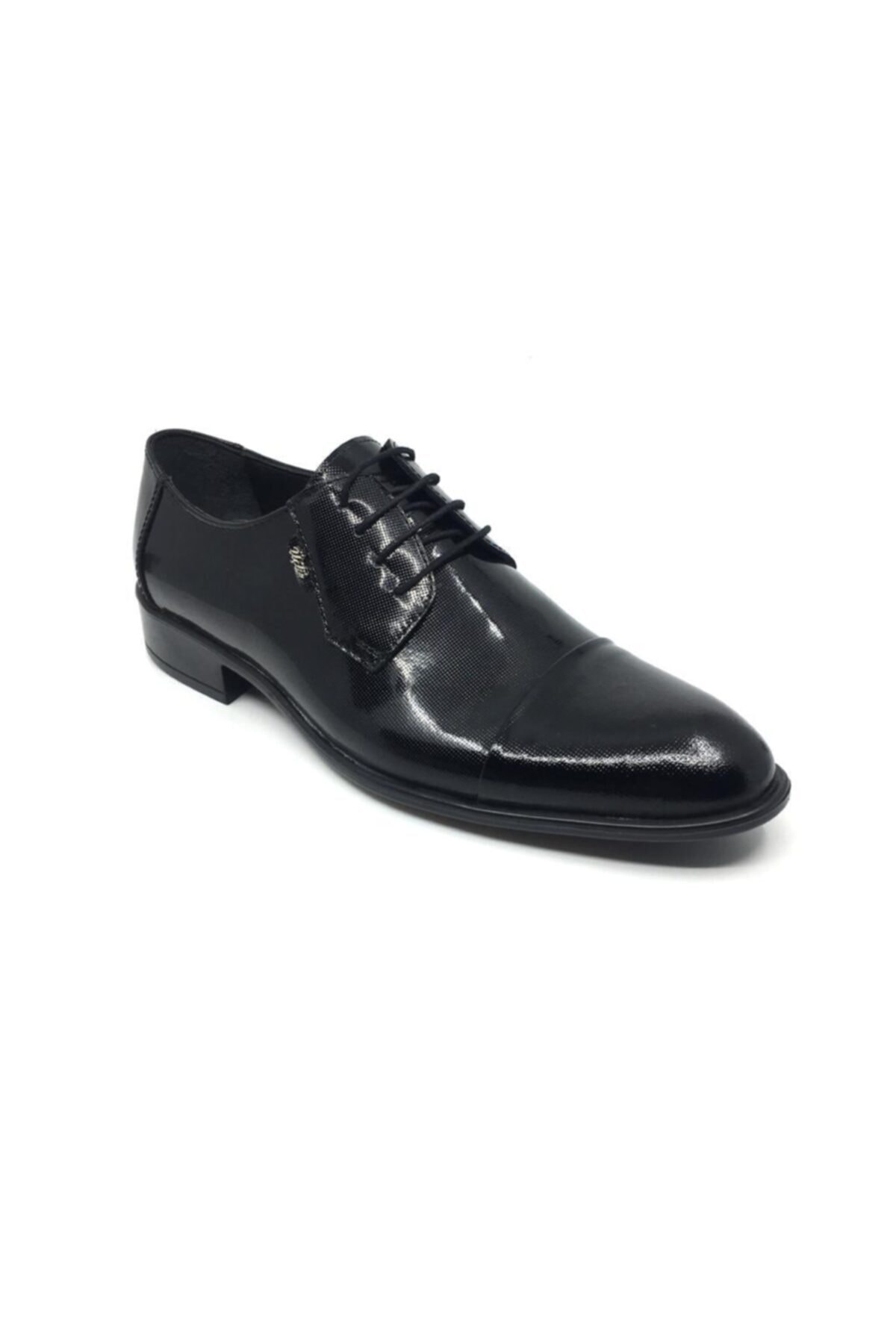 Taşpınar Erkek Siyah Üçlü Deri Klasik Yazlık Ayakkabı 1