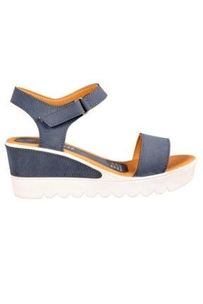 Polaris Kadın Larcivert Sandalet 309983