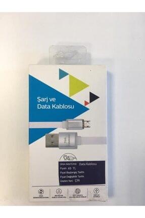 Türk Telekom Micro Usb Data Kablosu Beyaz