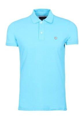 Lufian Erkek Aqua Polo Yaka T-Shirt - 111040014