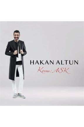 Poll Production Hakan Altun - Konu Aşk - Cd