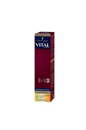 Vital Colors Krem Saç Boyası 5-68 Koyu Bronz Kahve - 60 ml