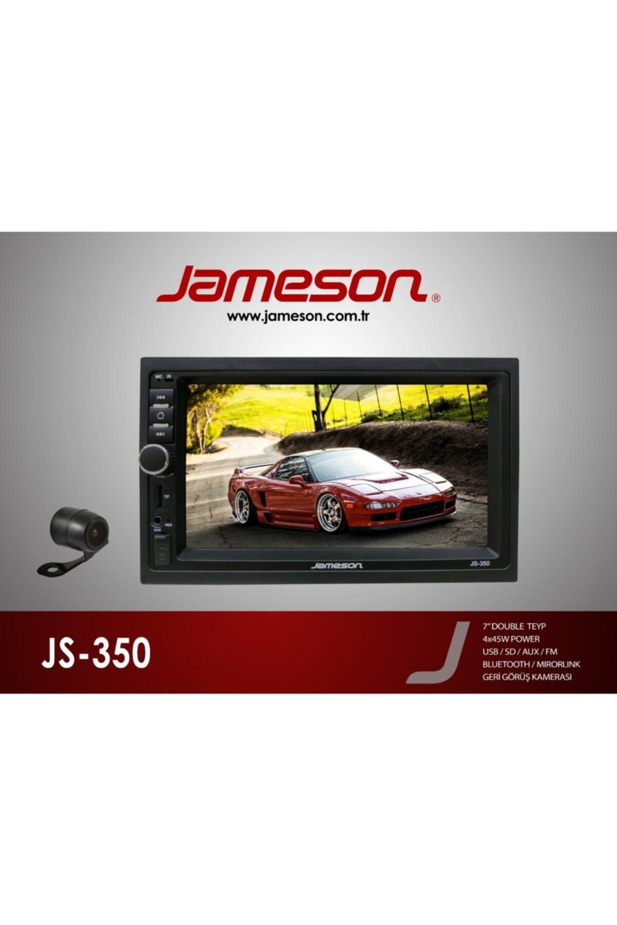 Jameson Js-350 7 Double Din Mp5 Monitor Led Ekran 2