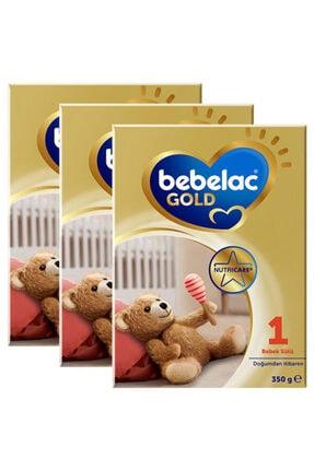 Bebelac Gold 1 Bebek Sütü 350 Gr X 3 Adet