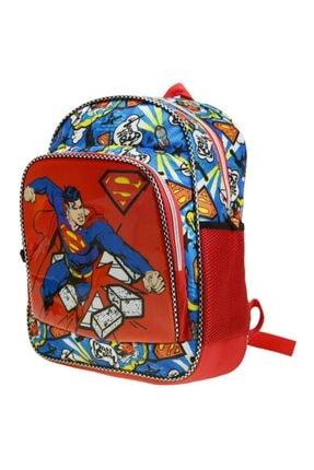 Trendix Superman Punch Ilkokul Çantası Tek Gözlü