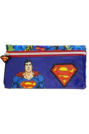 Trendix Superman Chest Kalem Çantası Mini
