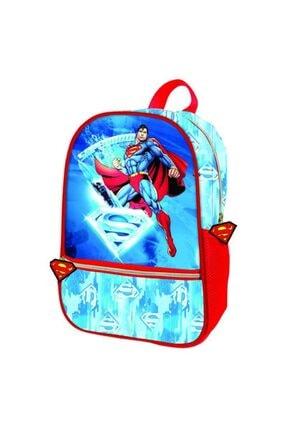 Trendix Superman Frosted Anaokulu Çantası Tek Gözlü