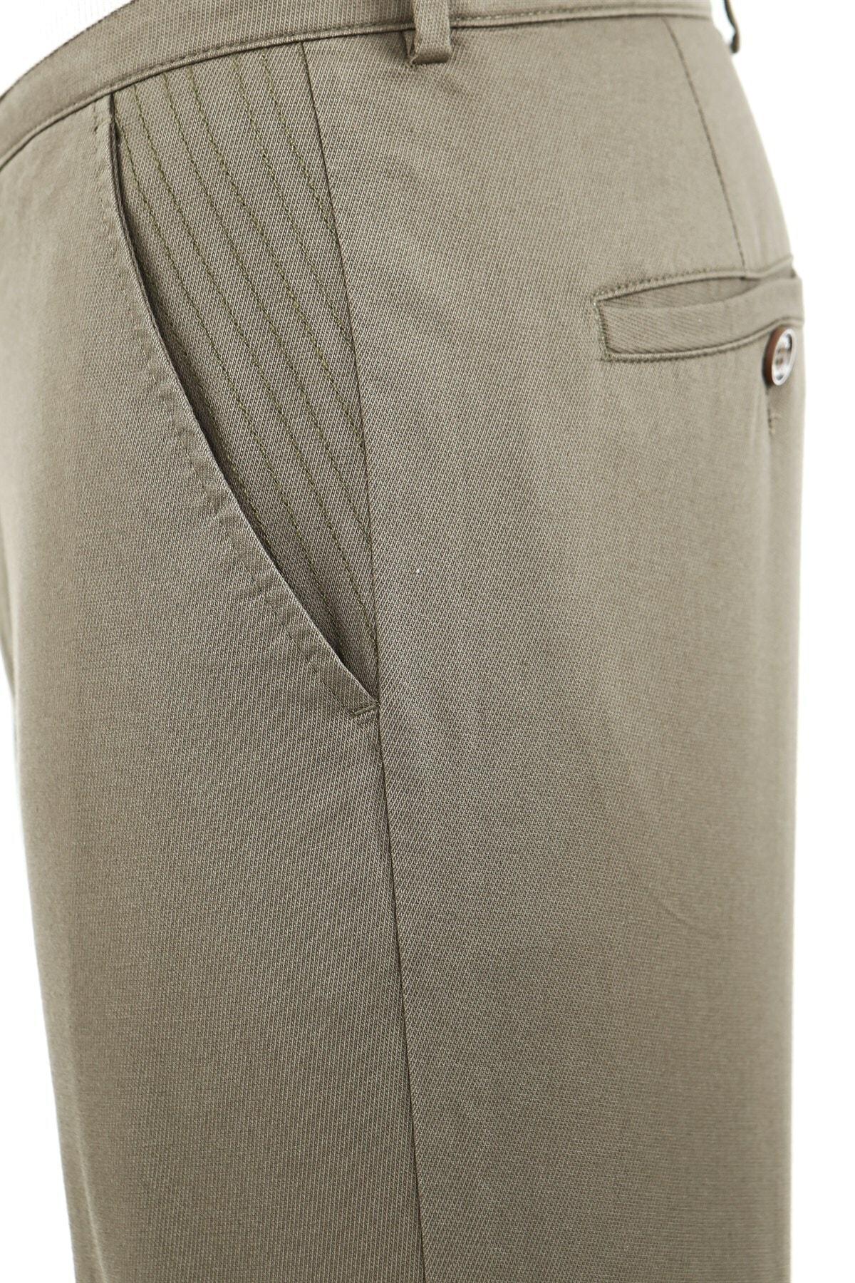 Jakamen Slim Fit Serili Pantolon Spor Yan Cep Serili 2