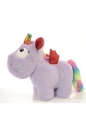Bircan Oyuncak Peluş Tek Boynuzlu, Kanatlı Unicorn Pony, Renk Seçenekli Ürün