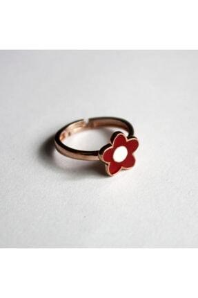 Lieza Çiçek Mineli Çocuk Yüzük Cyl0013