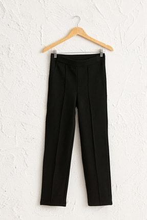 LC Waikiki Kadın Yeni Siyah Pantolon 0W8751Z8