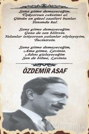 Melisa Poster Özdemir Asaf