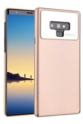 Samsung Galaxy Note 9 Kılıf Roar Sert Pürüzsüz Hafif Aynalı Korumalı Roul