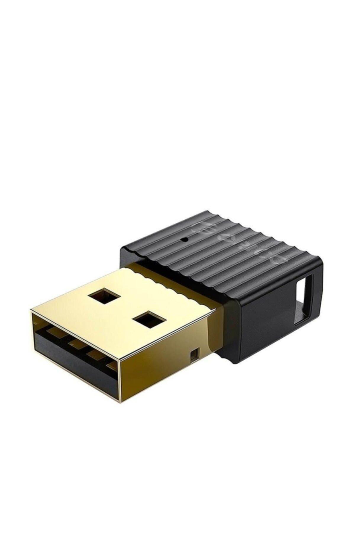 Schulzz Bluetooth Adaptör 5.0 Rtl Mini Dongle Usb Alıcı Verici 1