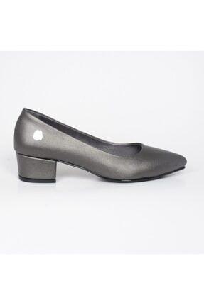 Mammamia Kadın Platin Kova Klasik Ayakkabı