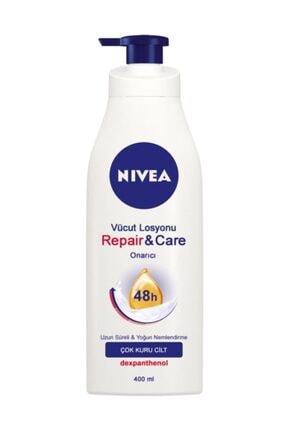 Nivea Repair & Care Vücut Losyonu 400ml