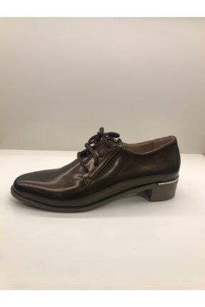 İnci Kalın Topuklu Ayakkabı